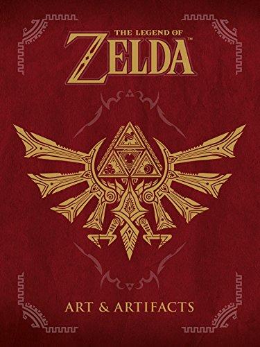 The legend of zelda: art & artifacts (english edition)