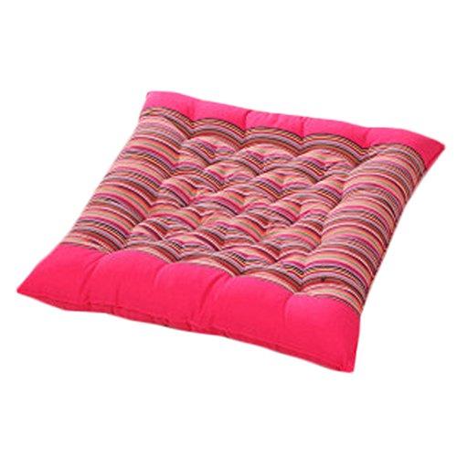 Phoenix Wonder Perfect Soft Home/Cuscino per Sedia da Ufficio Square Cuscino da Pavimento Cuscino da...