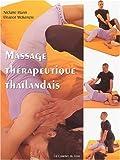Massage thérapeutique thaïlandais
