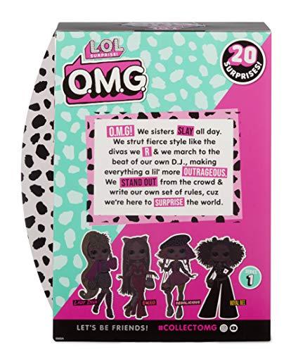 Image 11 - MGA- Poupée-Mannequin L.O.L O.M.G. Lady Diva avec 20 Surprises Toy, 560562, Multicolore
