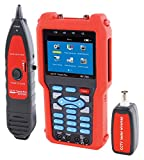 Noyafa NF-706 CCTV Cable Tester with Analog and Cvbs Signal, Automatically Adapts and displays The Video Format
