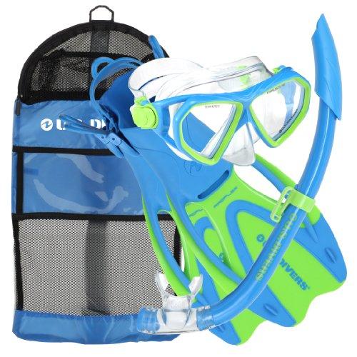 U.S. Divers Dorado JR Snorkel Set