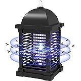 PALONE Lampe Anti Moustique 4300V Tueur d'Insectes Électrique Anti Insectes Répulsif Efficace...
