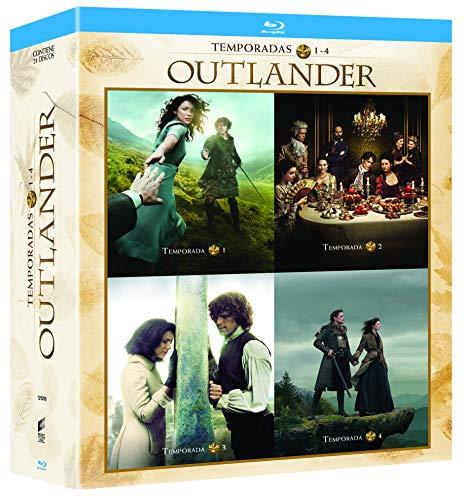 Pack: Outlander - Temporadas 1-4 [Blu-ray]