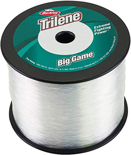 Berkley Trilene Big Game Monofilament Fishing Line (All Colors & Lengths)