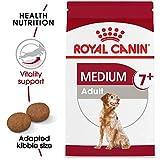 Royal Canin Medium Adult 7+ Dry Dog Food for Older Dogs, 6 lb. bag