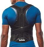 Back Brace Posture Corrector for Men and Women - Adjustable Posture Back Brace for Upper and Lower...
