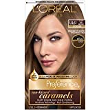 L'Oreal Paris Superior Preference Fade-Defying + Shine Permanent Hair Color, UL61 Ultra Light Ash Brown, 1 kit Hair Dye