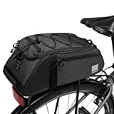 ArcEnCiel Water-Resistant Bike Bag Mountain Road Bicycle Bike Bag Cycling Double Side Rear Rack Tail...