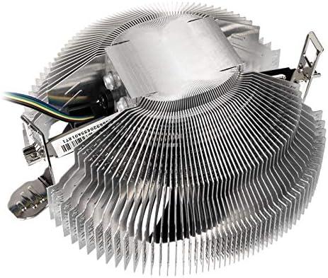 ZALMAN CNPS80G Rev.1 CPUとの接触部