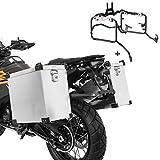 Maletas Laterales ALU para KTM 1090 Adventure/R 17-19 Namib 35-40l + Soporte