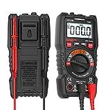 Multimètre Automatique Numérique,TRMS 4000 Points Testeur...
