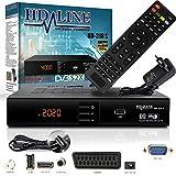 hd-line HD-310 Récepteur Satellite Numérique HDTV, DVB-S/S2, Full HD...