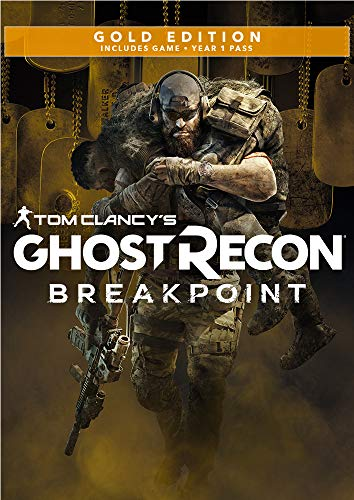 Ghost Recon Breakpoint Gold - Uncut   PC Code - Uplay