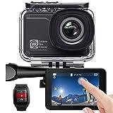 AKASO Caméra Sport 4K WiFi 20MP Etanche Stabilisateur 60fps Ultra HD EIS...