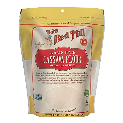 Bob's Red Mill Cassava Flour