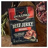 Jack Links Beef Jerky Original – Proteinreiches Trockenfleisch vom Rind – Getrocknetes High Protein Dörrfleisch – 12er Pack (12 x 25 g) - 7