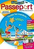 Passeport - Du CM1 au CM2 (9-10 ans) - Cahier de vacances 2021