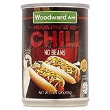 Woodward Ave Michigan Style Hot Dog Chili No...