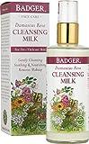 Badger Damascus Rose Cleansing Milk - 4 oz Bottle