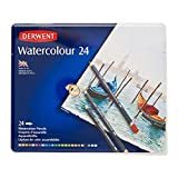 Der went Coloured Pencils, Water colour, Water Colour Pencils, Drawing