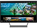 HP Pavilion 32-inch QHD Wide-Viewing Angle Display (V1M69AA#ABA),Black/Silver