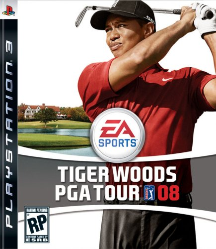 Tiger Woods PGA Tour 08 - Playstation 3