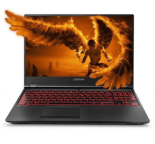 """NEW Lenovo Legion Y7000 15.6"""" FHD IPS Gaming Laptop, Intel Quad Core i5-8300H 2.3GHz up to 4GHz, 16GB DDR4, 256GB PCIe, GeForce GTX 1050Ti, Webcam, Backlit Keyboard, USB-C, HDMI, Bluetooth, Windows 10"""