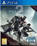 """Contient: Destiny 2 sur PS4 Emote Amazon exclusive """"Salut"""" (Code présent dans la boite) Le fusil exclusif """"Coeur du Glace"""" (Destiny 2 en précommande uniquement) (Code présent dans la boite)"""