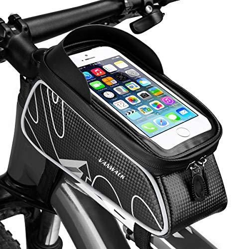 VANWALK Bike Front Storage Bag