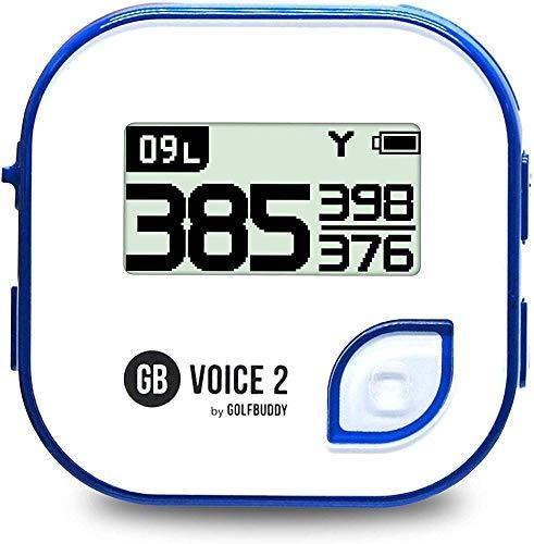 BONOUS: GolfBuddy Voice GPS Rangefinder
