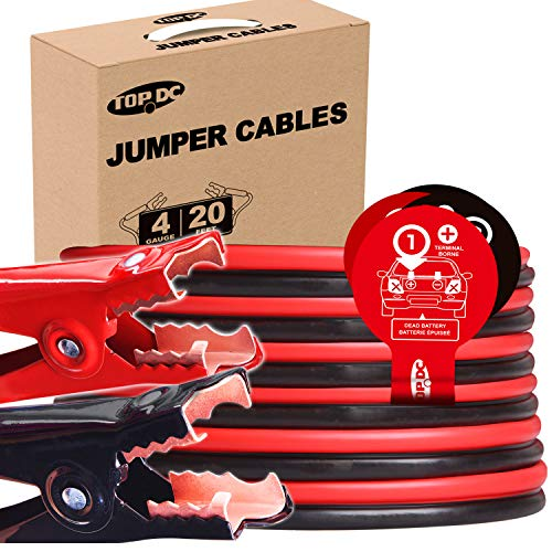 516805OXKYL - Best Jumper Cables Buying Guide 2020