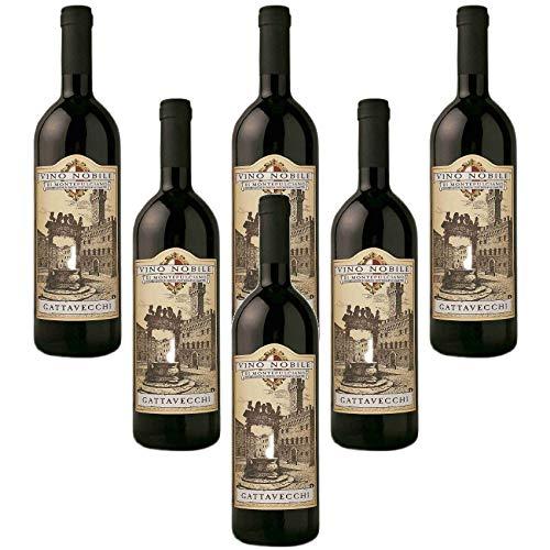 Vino Nobile di Montepulciano docg Cantina Gattavecchi (6 bottiglie 75 cl.)