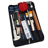 H HILABEE 36x Kit de Maintenance Kit D'accordage Outil de Fixation pour Piano Pianiste Haute Qualité - 42 x 20 cm