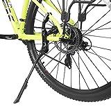 BV Alloy Adjustable Rear Side Non-Slip Bicycle Bike Kickstand for 24' - 29' Mountain Bike/Road Bike/BMX/MTB …