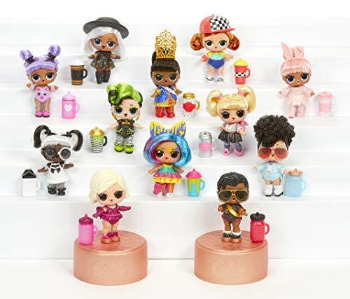 Image 3 - MGA Entertainment 556220E7C L.O.L. Surprise Hair Goals Poupée avec Cheveux coiffables et Accessoires Assortis Multicolore
