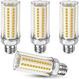 Ampoule LED E27 16W Ampoule Maïs LED Blanc Chaud 3000K,1900LM Lumineux...