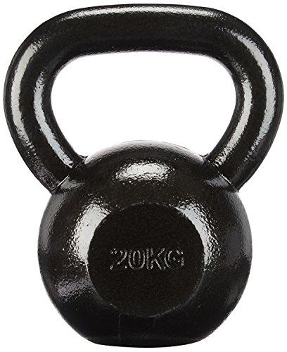 AmazonBasics cast-iron kettlebell 20kg