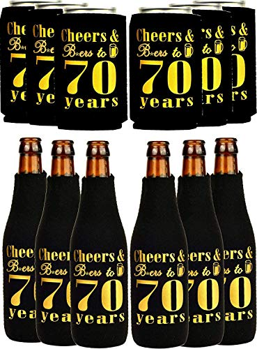 70th Birthday Gifts for Men, 70th Birthday, 70th Party...