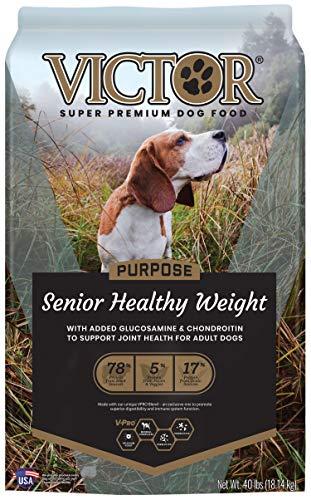 VICTOR Purpose - Senior/Healthy Weight, Dry Dog...
