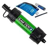 SAWYER PRODUCTS Mini système de Filtration d'eau, Mixte, Green, n/a