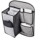 Summer Travels Back Seat Car Organizer with Change Pad, Tidy