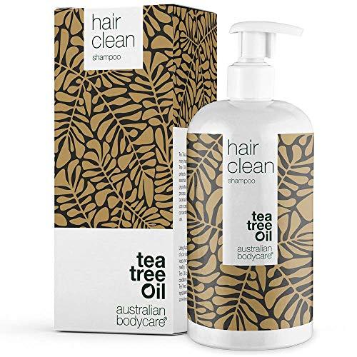 Australian Bodycare hair clean Tea Tree Shampoo 500ml - Teebaumöl Shampoo gegen...