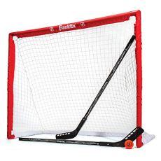 "Franklin Sports Hockey Goal, Ball, and Stick Set - NHL, 46"""