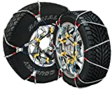 Security Chain Company SZ135 Super Z6 Cable Tire Chain for Passenger Cars, Pickups, and SUVs - Set of 2