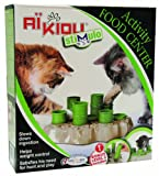 Aikiou Interactive Cat Feeding and Activity Station