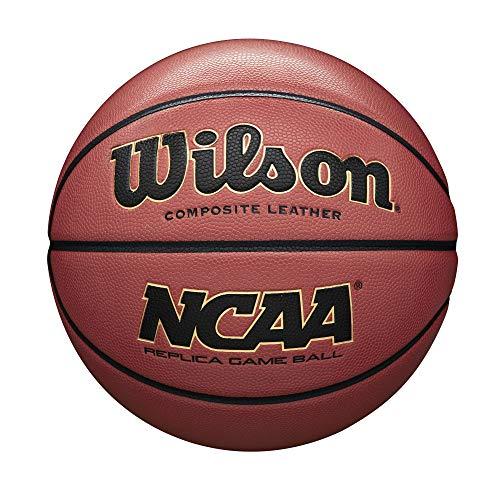 Wilson NCAA Replica Game Basketball, Official - 29.5'