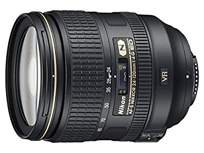 Includes all original accessories plus a 90 day warranty Compact and versatile 5x standard zoom lens with f/4 maximum aperture Extended range on Nikon DX-format D-SLR cameras Nikon VR II (Vibration Reduction) Image Stabilization, Nano Crystal Coat, 2...