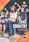 Zumba Country Dance Fitness Music Workout DVD