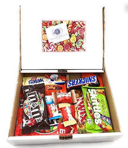 MISTERY BOX PAQUETE DE BOCADILLAS AMERICANA E ITALIANA MINI REESES REESE'S PEANUT BUTTER HUTSHEYS BARRETTE FERRERO KINDER DULCE OREO CHOC PAQUETE CLASIFICADO REGALO DE IDEAS CUMPLEAÑOS 10/15 piezas
